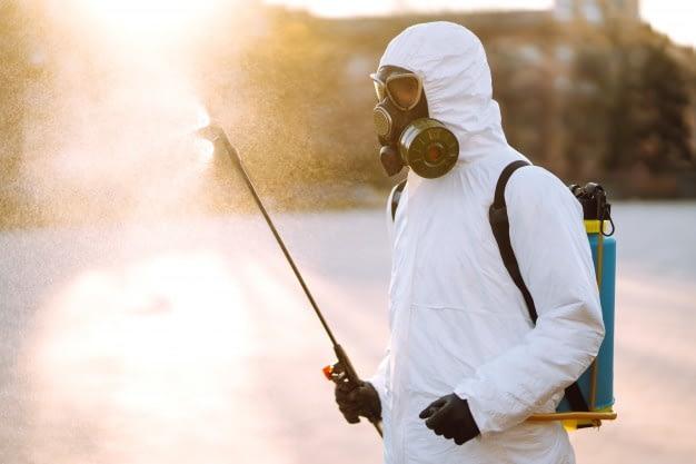 ¿En qué consiste la desinfección ambiental?